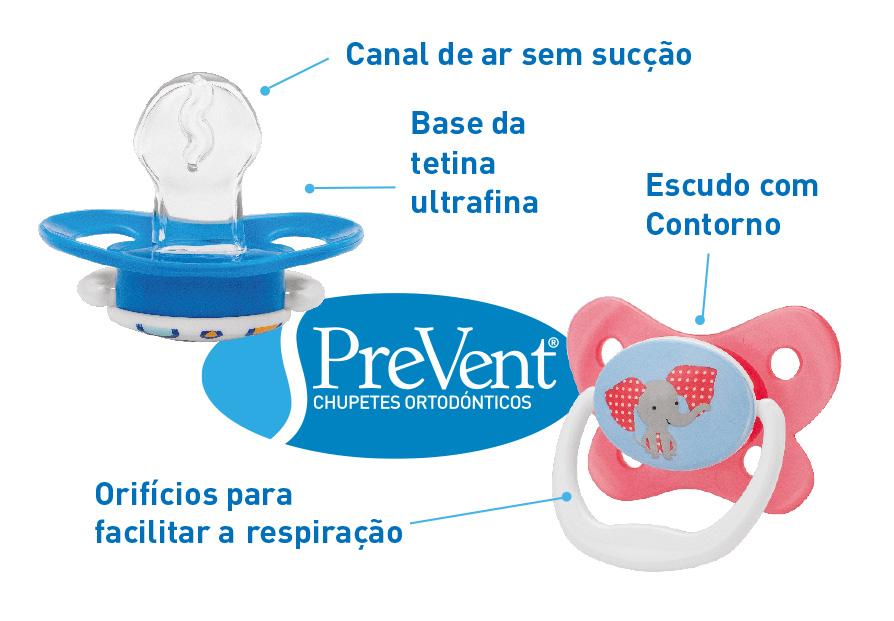Chupetas Prevent
