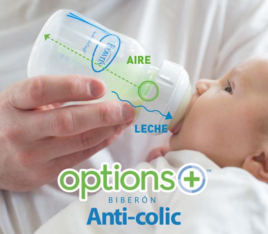 biberón anticólicos recomendado por pediatras